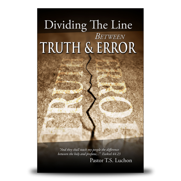 Dividing the Line Between Truth and Error