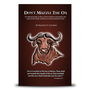 Don't Muzzle The Ox