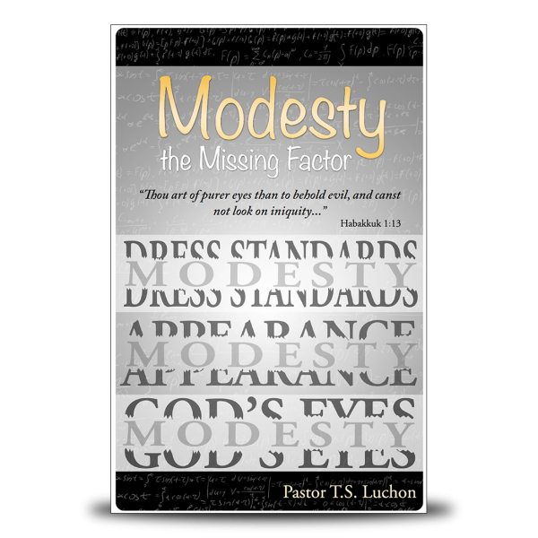 Modesty The Missing Factor