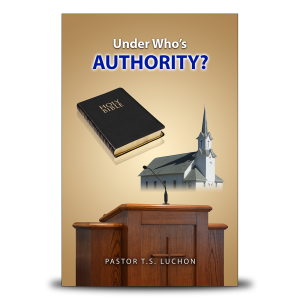 Under Who's Authority