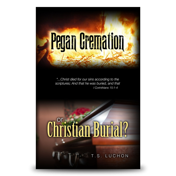 Pagan Cremation or Christian Burial?